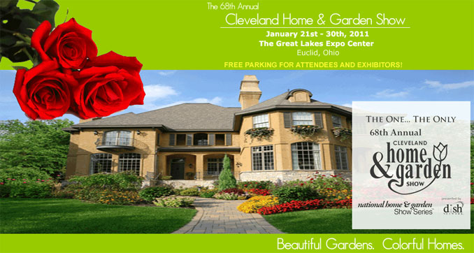Cleveland home and garden show green source ohio Home channel gardening