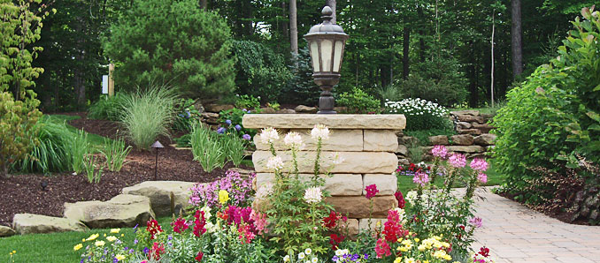 Landscaping Ideas Ohio : Backyard landscaping ideas